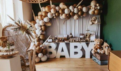 Photographe professionnelle shooting Baby Shower à Pontarlier