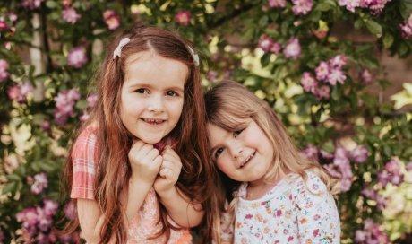 Photographe professionnelle séance photo enfant à Besançon