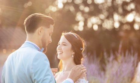 Photographe professionnelle mariage au château de Trouhans près de Dijon