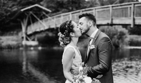 Photographe professionnelle de mariage à Pontarlier