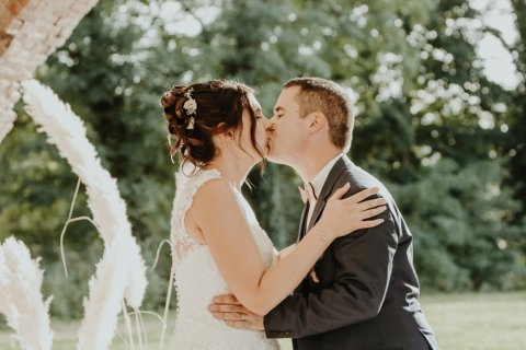 Photographe mariage aux Forges de Fraisans près de Besançon