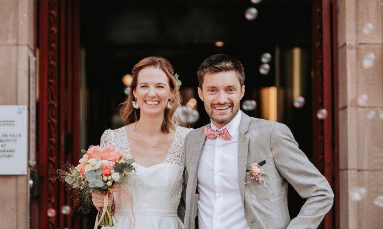 Photographe professionnelle mariage à Belfort