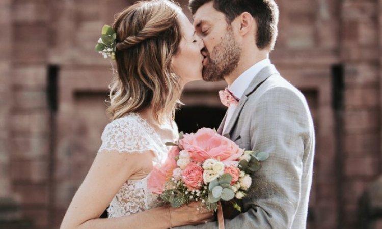 Photographe professionnelle shooting mariage à Belfort
