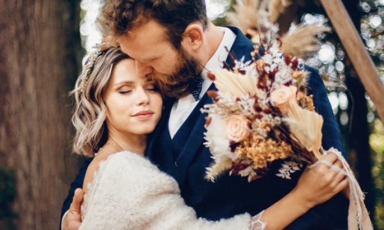 Photographe professionnelle pour photo de mariage dans un château