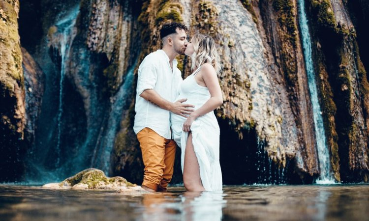 Tails Photographie - Céline Jean Shooting couple Besançon